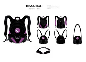 +dis3 TRANSITION 3PIEZAS
